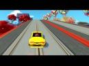 Человек Паук Машинки Мультик игра для детей Все серии подряд без остановки SpiderMan & Disney Cars