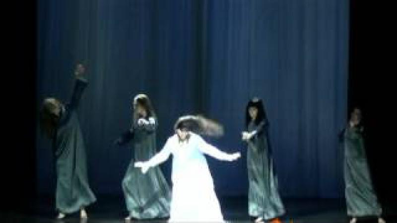 Церемония Зар (Zar), ритуальный трансовый танец Заар (Zaar).