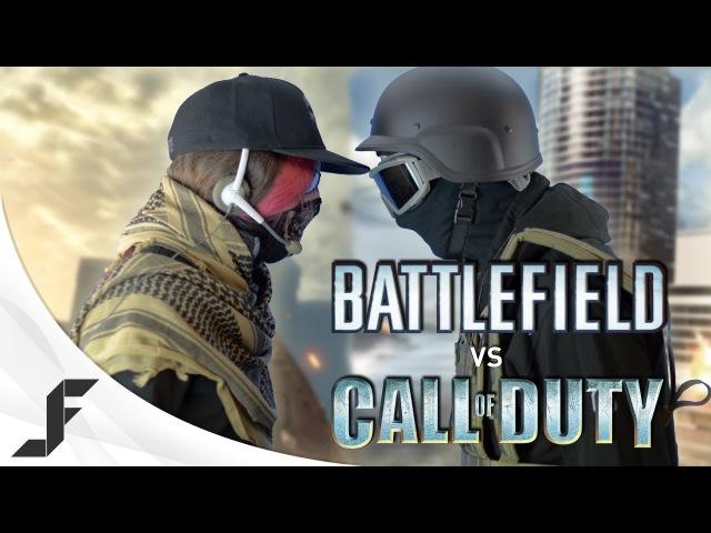 Battlefield vs Call of Duty Rap Battle