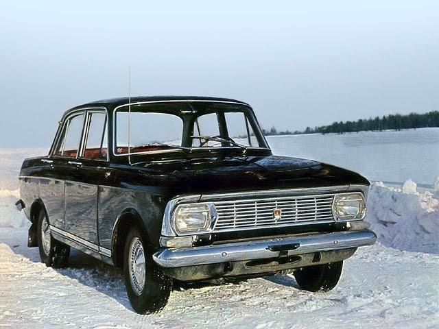 Краш тест автомобилей СССР: Москвич, Запорожец, ВАЗ 2105