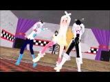 Fnaf Karaoke Toys Chica Bonnie and Mangle Echo