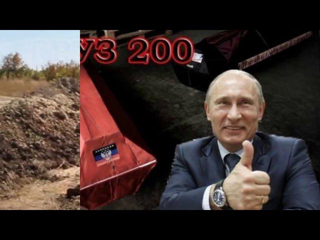 Грузы 200 в России никто не скорбит