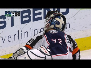 Gotta See It: Bobrovsky robs Parise from point blank range with spectacular glove save