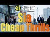 Sia feat Sean Paul - Cheap Thrills Zumba Fitness 2017 Mega Mix 53 HD
