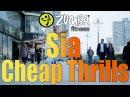 Sia feat Sean Paul - Cheap Thrills   Zumba Fitness 2017   Mega Mix 53 [HD]