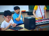 Daft Punk-Something about us cover by 4th grader4k