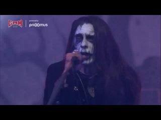 Carach Angren - Live Graspop 2016 (Full Show HD)