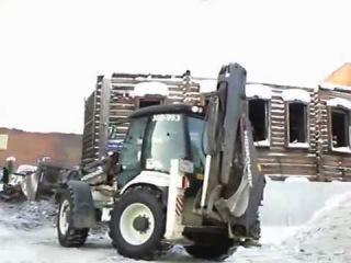 Реставрация по Томски или дом охраняется гос-вом