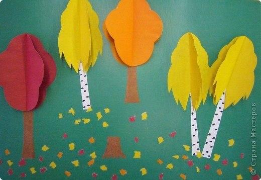 Творчество с детьми. Объёмная аппликация из бумаги / IPv2