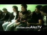 Чеченцы в ментовке поют - Еза хьо