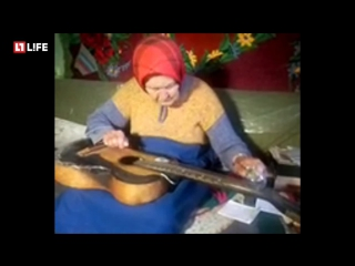 Бабушка из Гомеля попала  на MTV