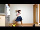 【真面目に】メグメグ☆ファイアーエンドレスナイト_踊ってみた【月子】 sm29410955
