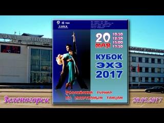 Зеленогорск Кубок ЭХЗ 2017 Взр С Ла