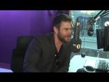 Chris Hemsworth reads the lyrics to Rihannas Work