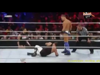[WWE QTV]☆[PPV[Elimination Chamber]2011]Миз про Джерри Лоулера]The Miz vs Jerry Lawler]