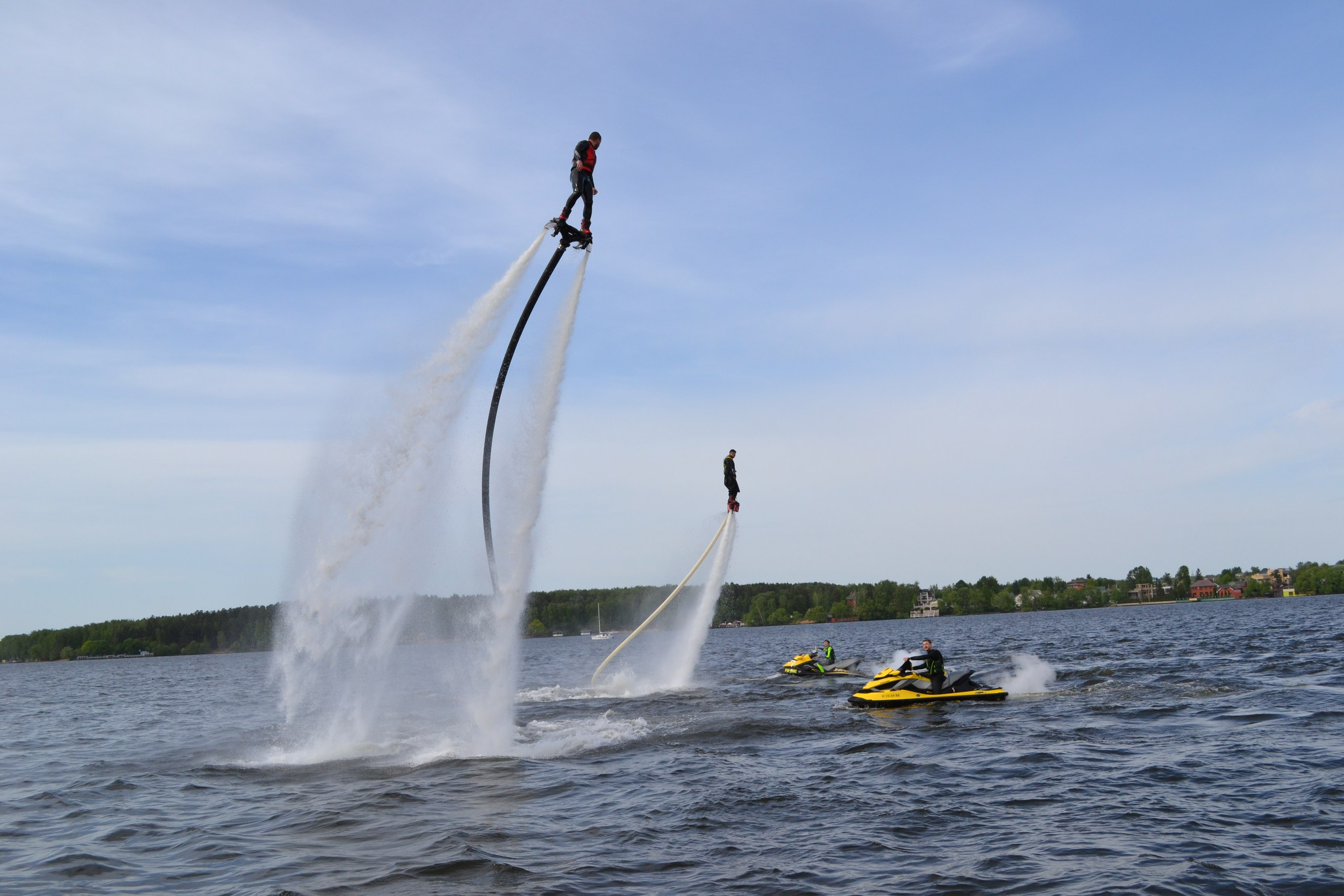 flyboard, zapataracing, флайборд, brp, seadoo