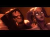 Coliseum of Lust. Studio F.O.W. Warcraft pornPorn cartoonПорно мультик с монстрами3D