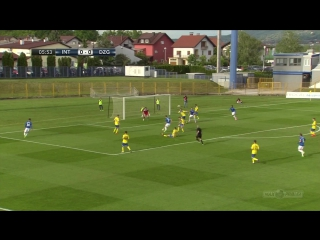 Inter-Zapresic - Dinamo 0-3, sazetak (HNL 32. kolo), 04.05.2017. Full HD