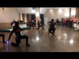 Абхазский народный танец с мечами