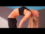 Как сесть на поперечный шпагат | Базовые упражнения | Top-Dance