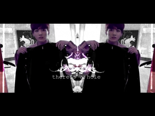 Demon Jungkook [AU] Horns 18
