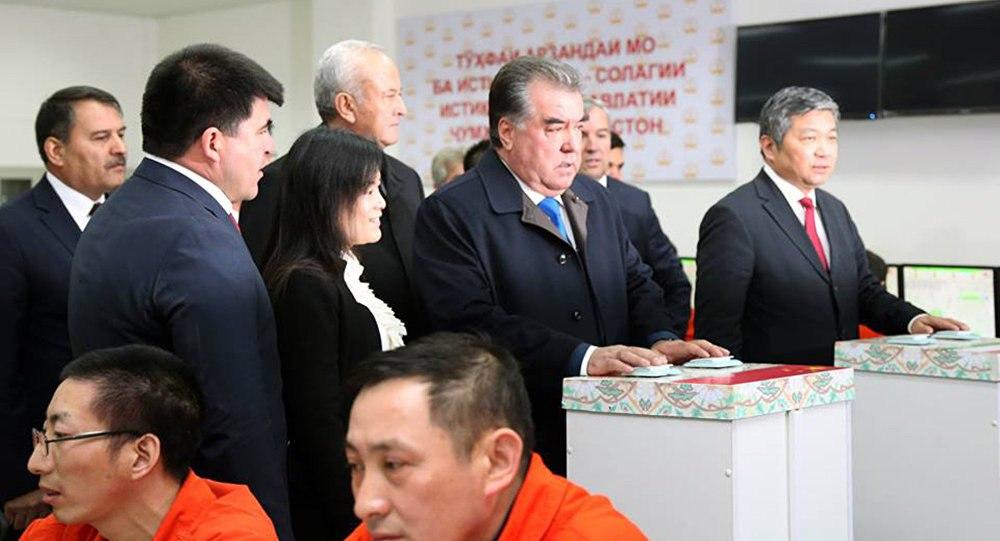 Иностранцы вложат 200 миллионов долларов на возведение новых мощностей в Таджикистане