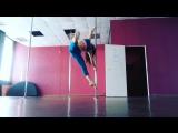 Exotic pole dance Александрович Дарья (Daiquiri)