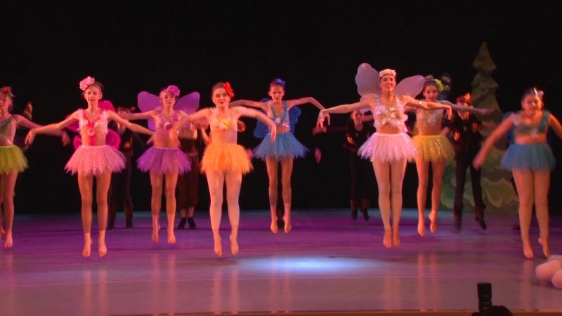 DANCE спектакль Новогодний переполох . Театр балета Щелкунчик 25.12. 2016 (1)