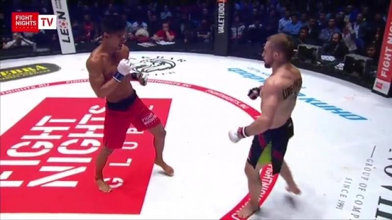 Али Багаутинов vs. Тайсон Нэм / Ali Bagautinov vs. Tyson Nam
