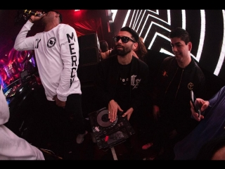 Yellow Claw at Las Vegas Snapchat #130