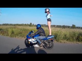 No crash! just love moto!