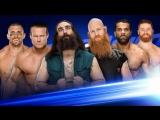 Jinder Mahal vs Sami Zayn vs Dolph Ziggler vs Mojo Rawley vs Erick Rowan vs Luke Harper - SmackDown