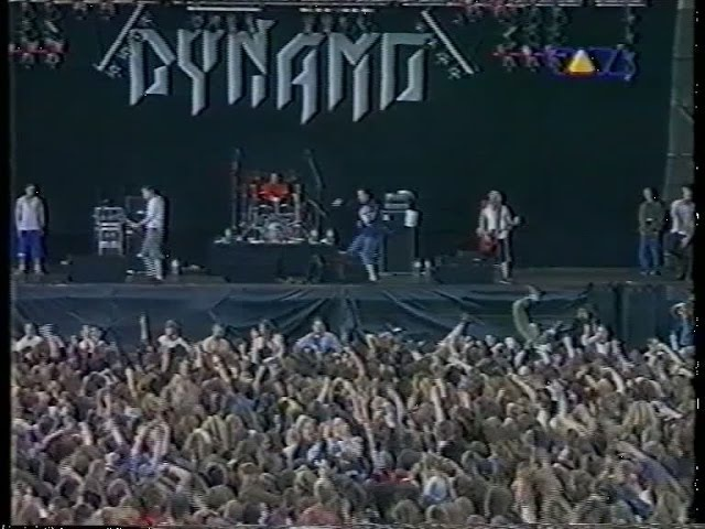 Dynamo Open Air 1994 German TV Special (Prong Life Of Agony Kyuss Sick Of It All etc.)