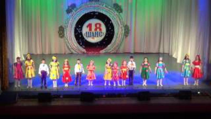 Праздничный концерт Образцового коллектива эстрадной песни