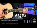 Cómo tocar Despacito en guitarra COMPLETO Luis Fonsi Guitarraviva