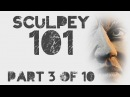 Sculpey 101 Class 3: Tutorial on How to Sculpt a Nose with Polymer Clay