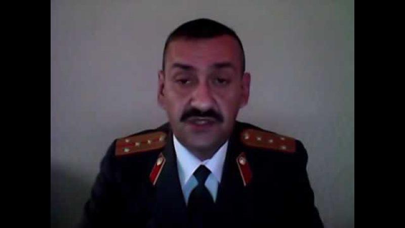 Обращение офицера МВД в отставке к народу (СССР Правительство Пермской области)