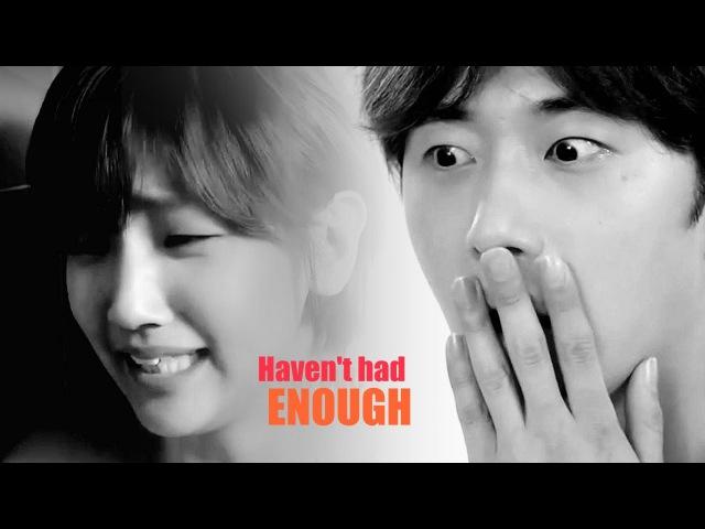 [MV] Cinderella and Four Knights || Haven't Had Enough (Eun Ha Won x Kang Ji Woon)
