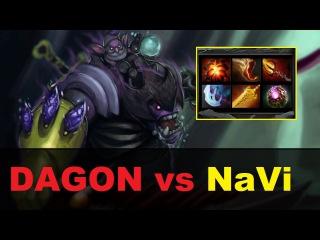 Carry Alchemist Dagon vs NaVi | WePlay