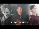 Eliot waugh|sophisticated genius