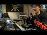 CHANYEOL'S PRIVATE STUDIO 'AGAIN' - EXOMENTARY EP15 V LIVE