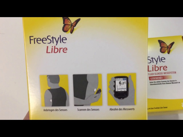 FreeStyle Libre Ридер