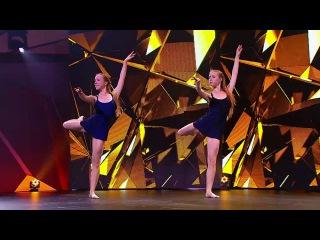Танцы: Сёстры Марушевские (Joanne Polk - Four Sketches Op.15: Fire-Flies) (сезон 3, серия 11)
