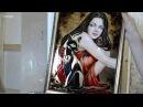 Екатерина Захваткина Акриловая живопись декорирование поталью