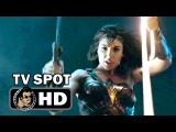 WONDER WOMAN TV Spot #7 - Goddess (2017) Gal Gadot DCEU Superhero Movie HD