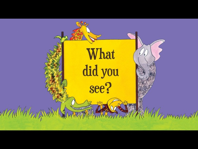 What did you see: Learn English (IND) with subtitles - Story for Children BookBox.com