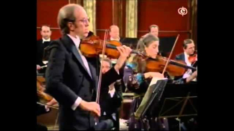 Mozart - Sinfonia Concertante in E flat Major, K. 364(320d) III. Presto