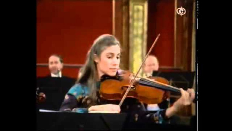 Mozart - Sinfonia Concertante in E flat Major, K. 364(320d) I. Allegro maestoso, part one