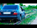 ШОК!!! Авто на путях (Mercedes on Railroad) ijr!!! fdnj yf genz[ (mercedes on railroad)