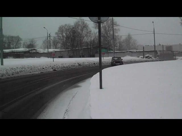 Как-же надоел снег! - )